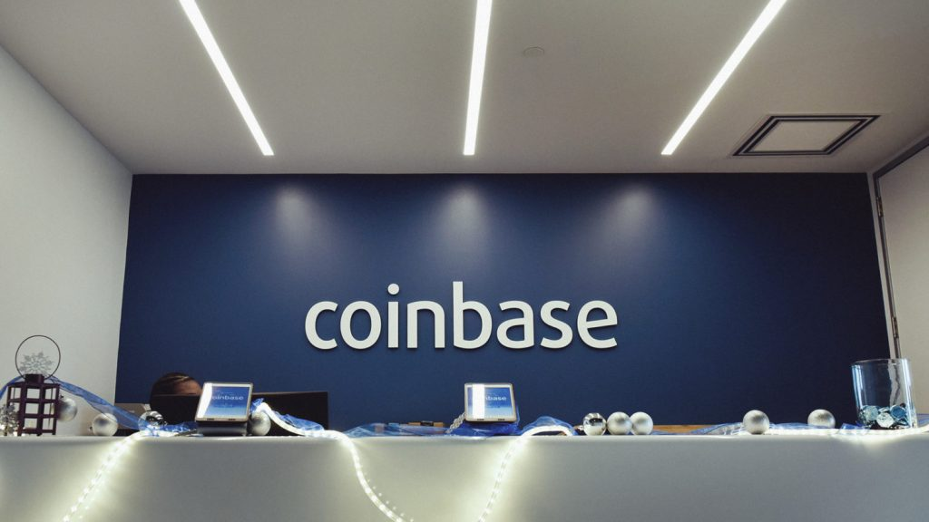 Coinbase says retail customers bought bitcoin during this month's market crash