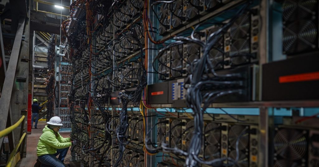 New York Power Plant Greenidge Has Sold Up to 30% of Its Bitcoin Mining Hash Rate