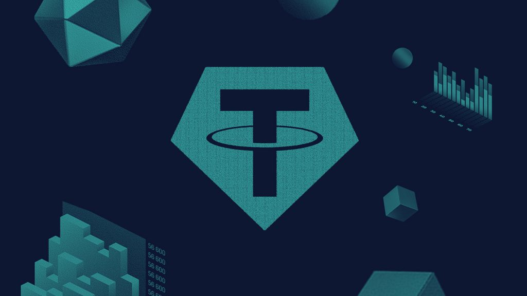 An analysis of the value transferred inTether
