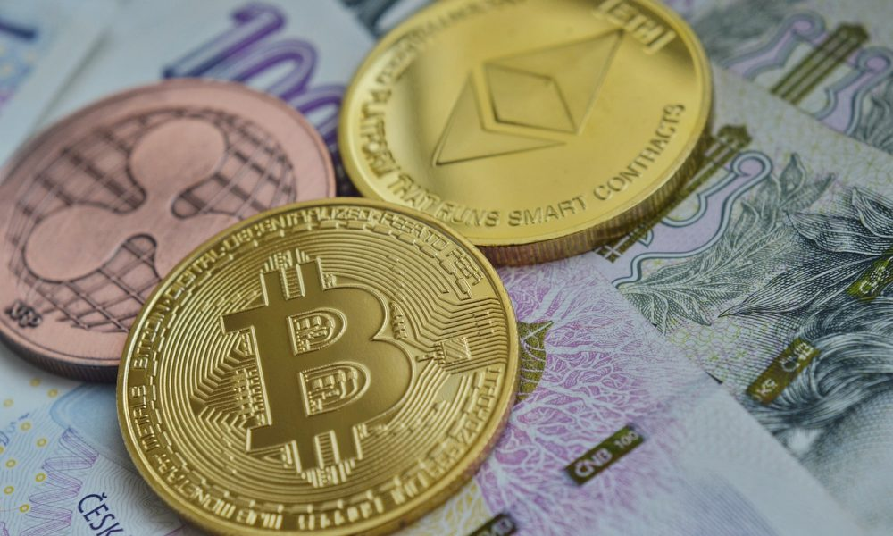 XRP may be emerging as a rebalancing asset for Ethereum users
