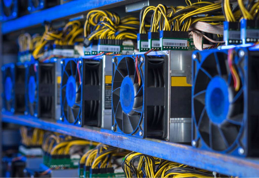 Bitcoin Miner Maker Canaan's Stock Hits Record Low 1 Month After Halving