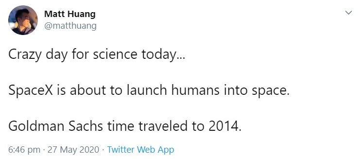 goldman-spacex-tweet