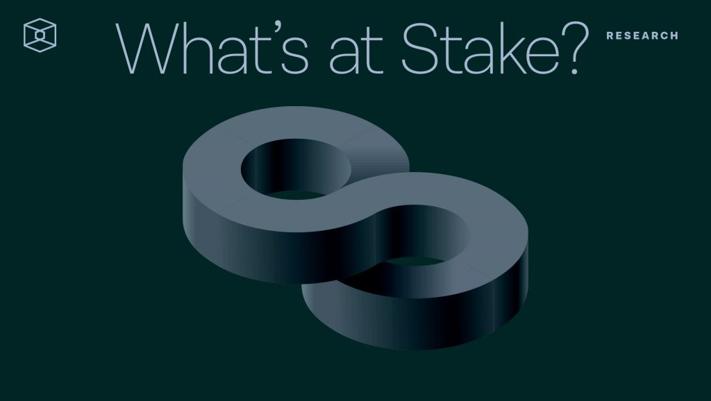 A short analysis of staking onCosmos