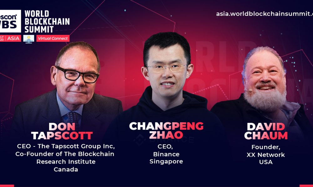 Global Blockchain Gurus to explore the future of Blockchain and Crypto in Asia