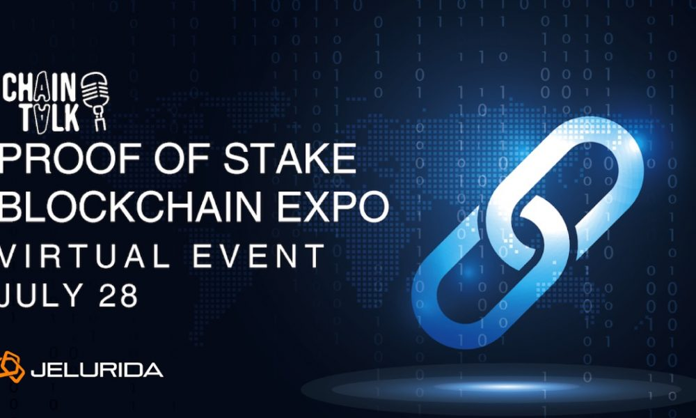 Proof of Stake Blockchain Expo: Virtual Event Examining PoS