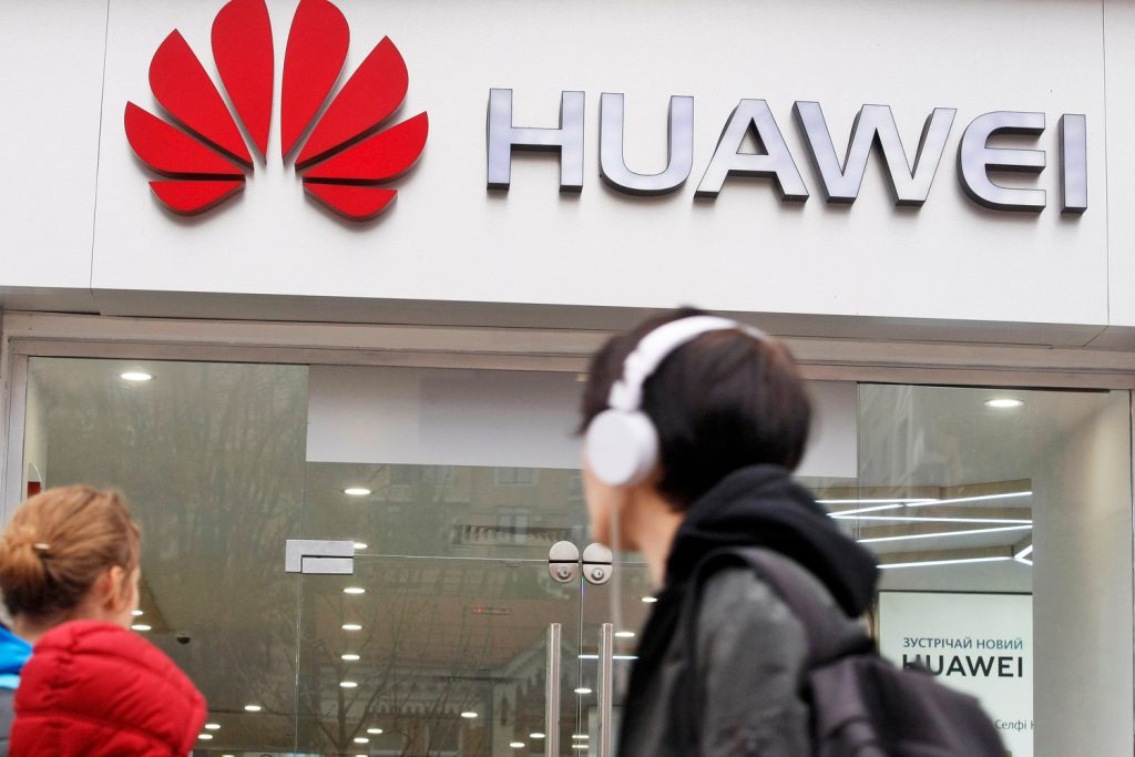 Huawei Builds Blockchain Platform So Beijing Govt Can Help Manage People's Data