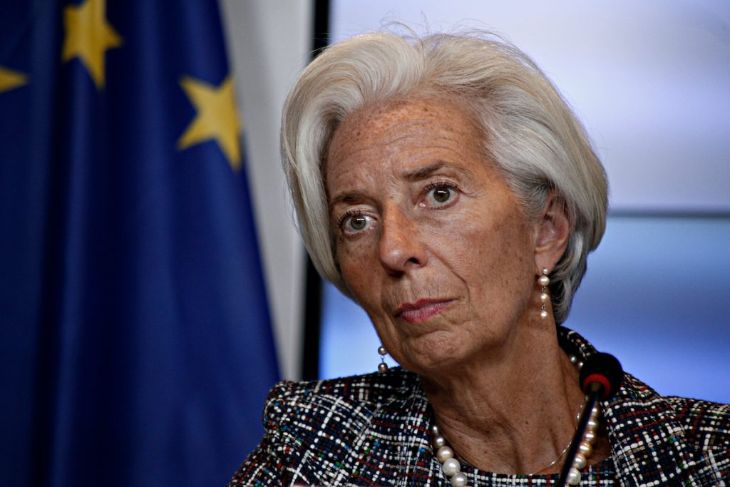 Europe Has Fallen Behind on Digital Payments, Lagarde Says