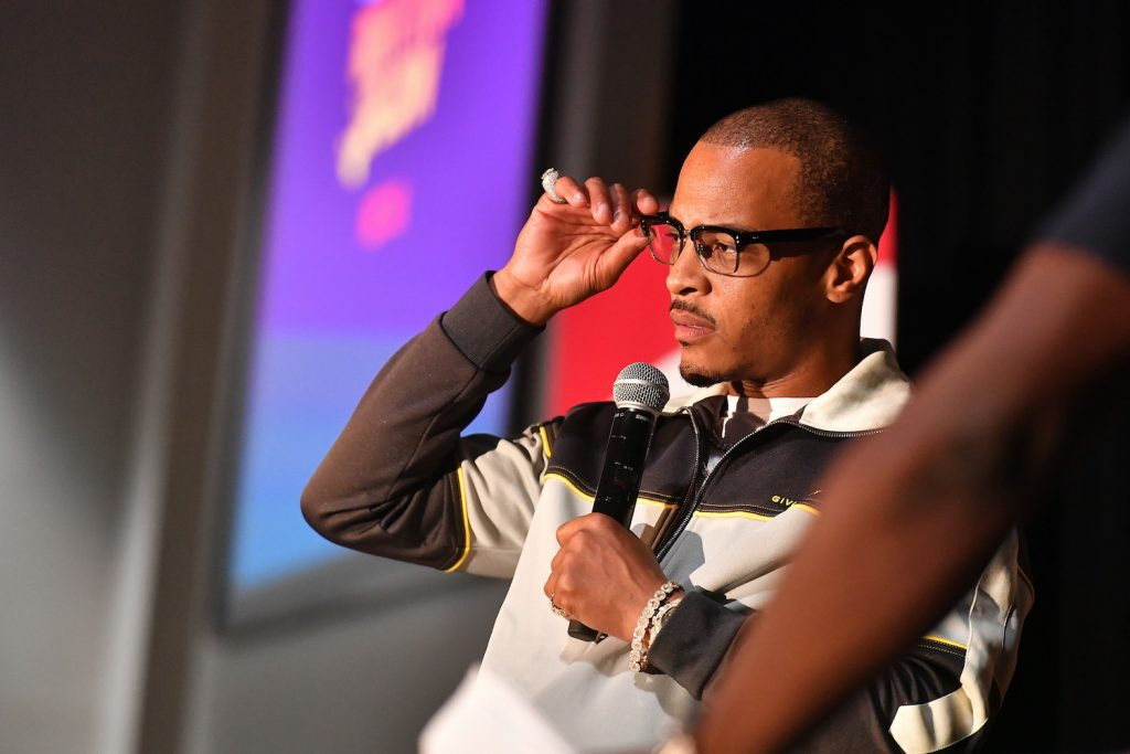 SEC Charges Rapper TI With Securites Violations for ICO