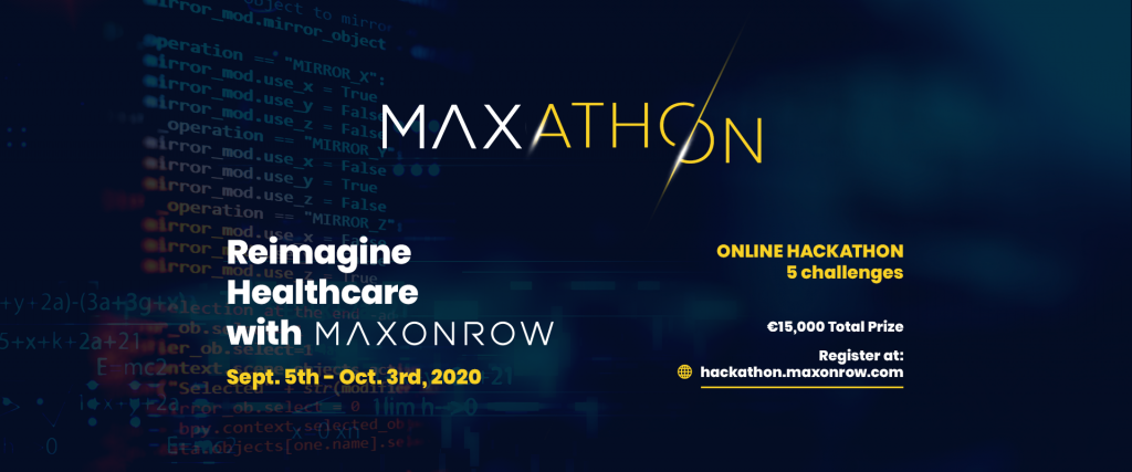 Maxonrow – Hackathon – To create solutions to tackle COVID-19 related challenges with blockchain technology