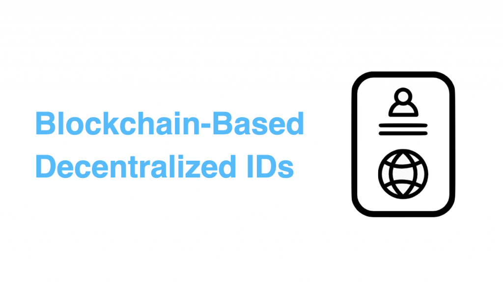 Decentralized ID