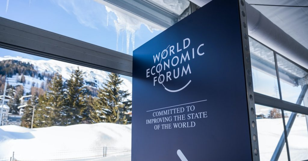 Silver Lake Co-Founder Tells Davos Cash Is Used Far More in Crime Than Bitcoin