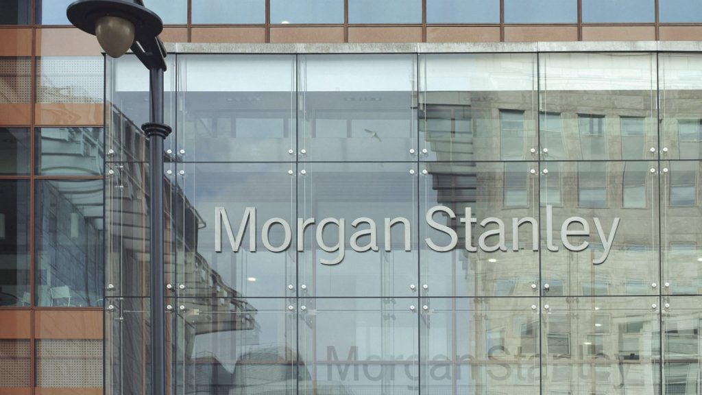 A $150 billion investment unit of Morgan Stanley is exploring bitcoin: report