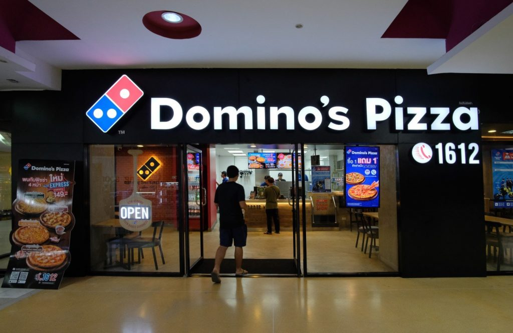 A Dutch Domino's Pizza franchisee now offers part of salary in bitcoin