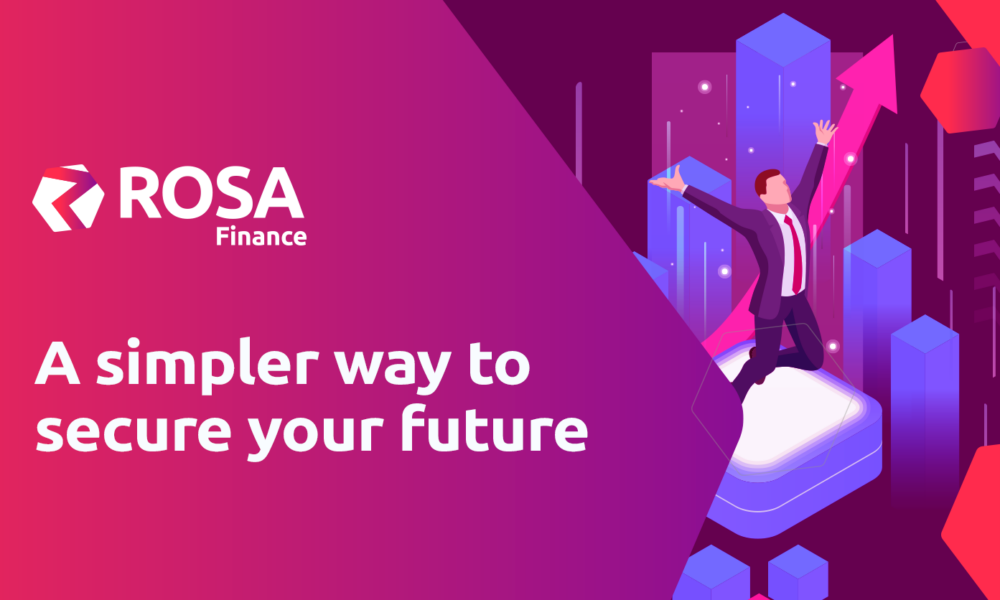 ROSA: Changing the pension industry with a DeFi ecosystem